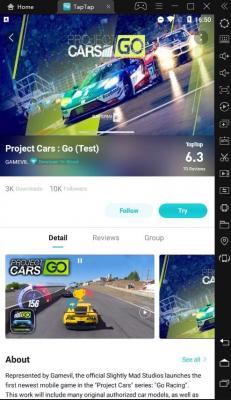 Project-Cars-Go-установка-1