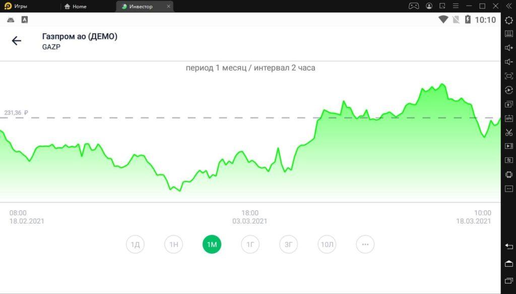 Сбербанк Инвестор на компьютер