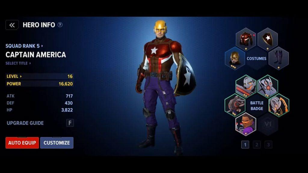 Marvel Future Revolution на компьютер