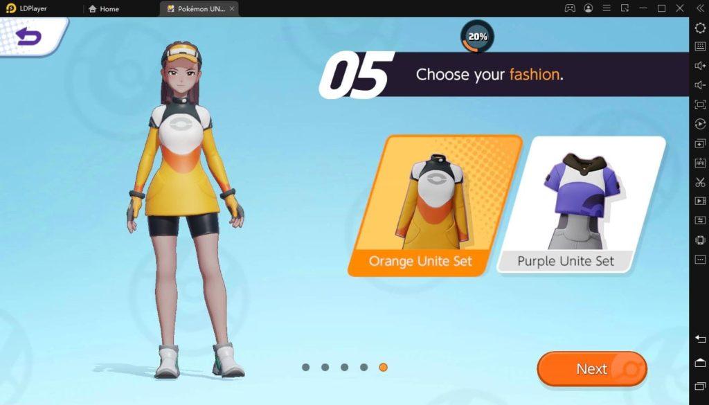 Pokemon UNITE на ПК